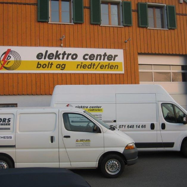 Elektro Center - Elektro Center Bolt AG